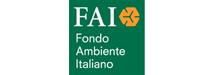 Logo FAI Fondo Ambiente Italiano213x75